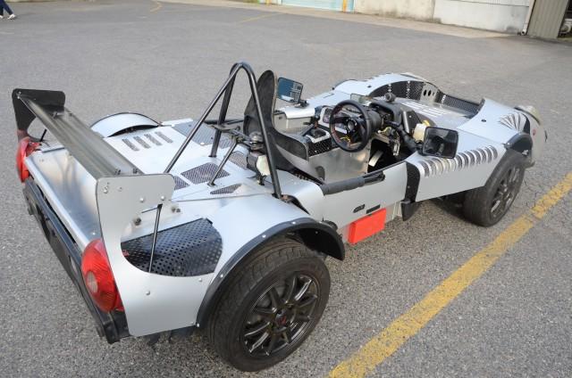 軽規格レースカー