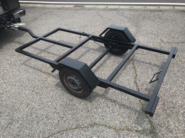 床 トレーラー 低